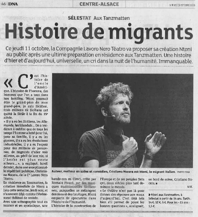 2018.10.11 - DNA - Michel Koebler
